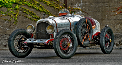 ChryslerRaceCar398ART / © Dirk Patschkowski / Limited-Legends © Dirk Patschkowski / Limited-Legends / FineArtPrint / Auto Art / Car Art / Kunstdruck / Autofotografie / Car Photo
