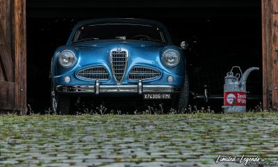 Alfa FRONT mv1686B150x90 / Limited-Legends © Dirk Patschkowski /© Dirk Patschkowski / Limited-Legends / FineArtPrint / Auto Art / Car Art / Kunstdruck / Autofotografie / Car Photo
