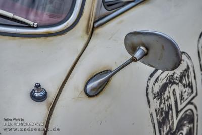 © Dirk Patschkowski © Dirk Patschkowski / Limited-Legends / Patina / Patinierung/ Oldtimer / Lack / Patina / der Patinator /