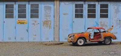 356 HardOnTop006b / © Dirk Patschkowski / Limited-Legends © Dirk Patschkowski / Limited-Legends / FineArtPrint / Auto Art / Car Art / Kunstdruck / Autofotografie / Car Photo