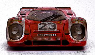917 LM Winner FRONT N200095ART / 917 LM Winner N200102ART / © Dirk Patschkowski / Limited-Legends © Dirk Patschkowski / Limited-Legends / FineArtPrint / Auto Art / Car Art / Kunstdruck / Autofotografie / Car Photo