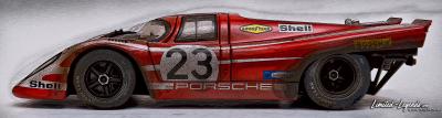 917 LM Winner N200102ART / © Dirk Patschkowski / Limited-Legends / / FineArtPrint / Auto Art / Car Art / Kunstdruck / © Dirk Patschkowski / Limited-Legends / FineArtPrint / Auto Art / Car Art / Kunstdruck / Autofotografie / Car Photo