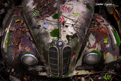 Barockengel N200455bC / Limited-Legends © Dirk Patschkowski © Dirk Patschkowski / Limited-Legends / FineArtPrint / Auto Art / Car Art / Kunstdruck / Autofotografie / Car Photo