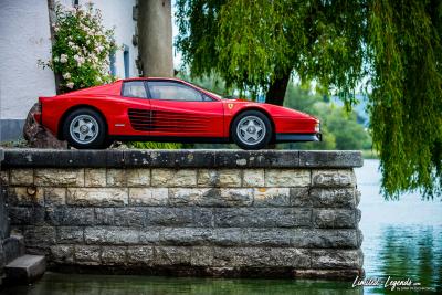 Ferrari Testarossa NIK_0986b / Limited-Legends © Dirk Patschkowski © Dirk Patschkowski / Limited-Legends / FineArtPrint / Auto Art / Car Art / Kunstdruck / Autofotografie / Car Photo