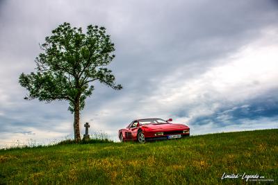 Ferrari NIK_1090b / © Dirk Patschkowski / Limited-Legends © Dirk Patschkowski / Limited-Legends / FineArtPrint / Auto Art / Car Art / Kunstdruck / Autofotografie / Car Photo