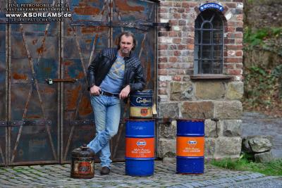 Preise für Öltonnen dieser Art liegen zw. 380 - 520 Euro / © Dirk Patschkowski / Limited-Legends Preis u. Abmessung folgt