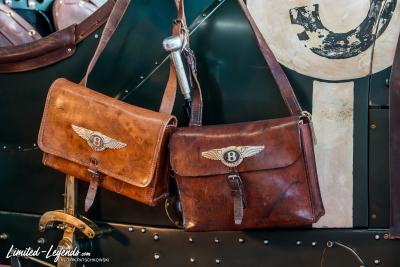 Taschen - kleine Variante mit einer Lasche / Limited-Legends © Dirk Patschkowski