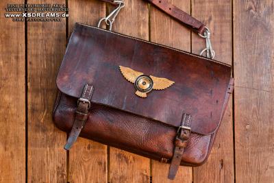 Tasche mit Original Rolls Royce Club Emblem / Preis folgt Limited-Legends © Dirk Patschkowski