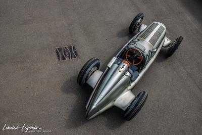 Mercedes W25 Silberpfeil Eifelrenner 8793 © Dirk Patschkowski / limited-legends