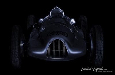 Typ_D_blauLeicht / © Dirk Patschkowski / Limited-Legends / FineArtPrint / Auto Art / Car Art / Kunstdruck / Autofotografie / Car Photo