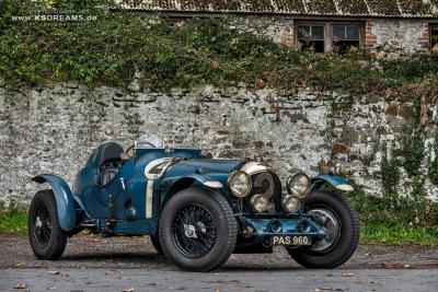 Patina Arbeit auf Bentley Racer © Dirk Patschkowski © Dirk Patschkowski / Limited-Legends / Patina / Patinierung / Oldtimer / Lack / Patina / der Patinator / Lackalterung / Nachpatinieren