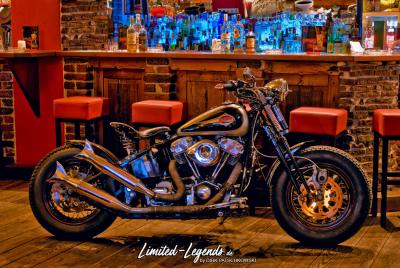 Harley Bobber 06 / Limited-Legends © Dirk Patschkowski
