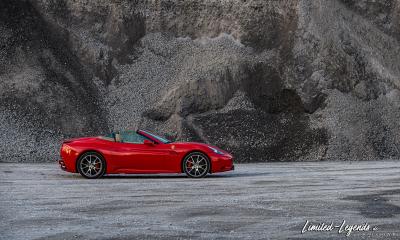 Ferrari California Spider DSC_7163bCUT / Limited-Legends © Dirk Patschkowski