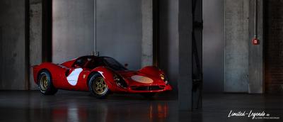 Ferrari 330 P4 N20_0180cut / Limited-Legends © Dirk Patschkowski