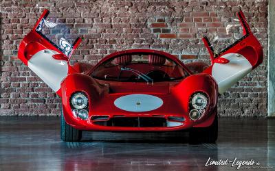Ferrari 330 P4 N20_0196 / Limited-Legends © Dirk Patschkowski