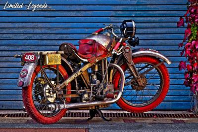 OPEL MOTOCLUB N20_0293ARTb / Limited-Legends © Dirk Patschkowski