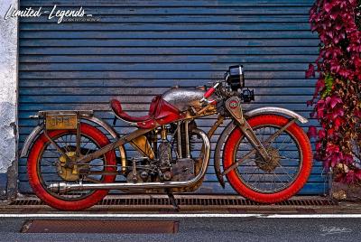 OPEL MOTOCLUB N20_0294ARTBb / Limited-Legends © Dirk Patschkowski