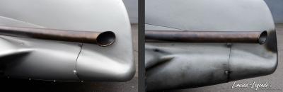 © Dirk Patschkowski / Limited-Legends / Patina / Patinierung / Oldtimer / Lack / Patina / der Patinator / Lackalterung / Nachpatinieren / künstliche Alterung / weathering / aging / Youngtimer / vintage classic car / renn patina / race patina / after race look / renn design / race design